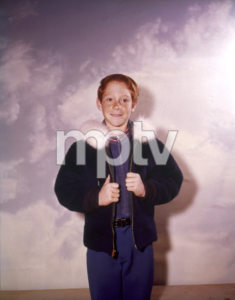 """""""Lost in Space"""" Bill Mumy circa 1965 © 2009 Space Productions ** I.A. - Image 5095_0159"""