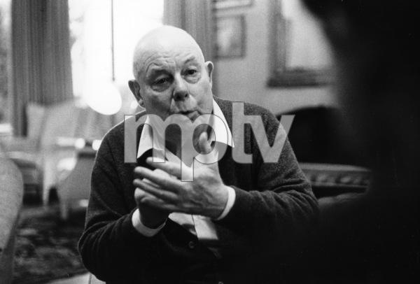 Jean Renoir, circa 1950s, **I.V. - Image 5202_0014