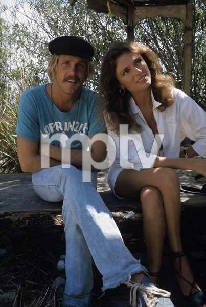 Nick Nolte and Jacqueline Bisset1976 © 1978 Ulvis Alberts - Image 5208_0036