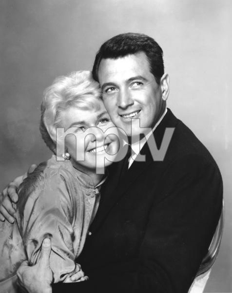 """Pillow Talk""Doris Day and Rock HudsonUniversal, 1959**I.V. - Image 5260_0013"