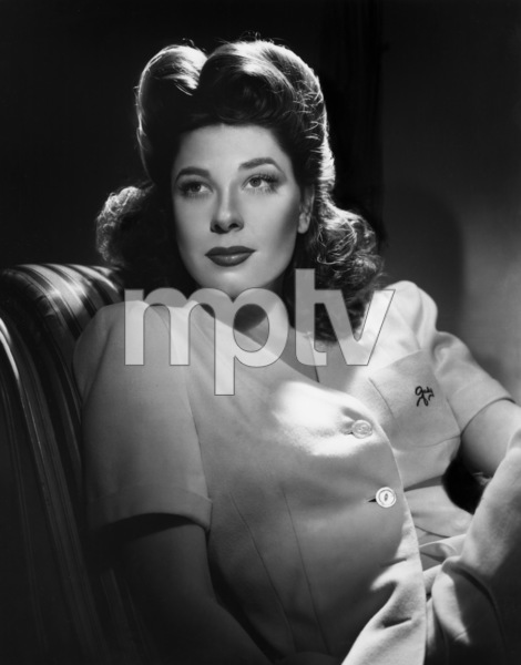 Judy Canovacirca 1945Photo by Ted Allan - Image 5297_0011