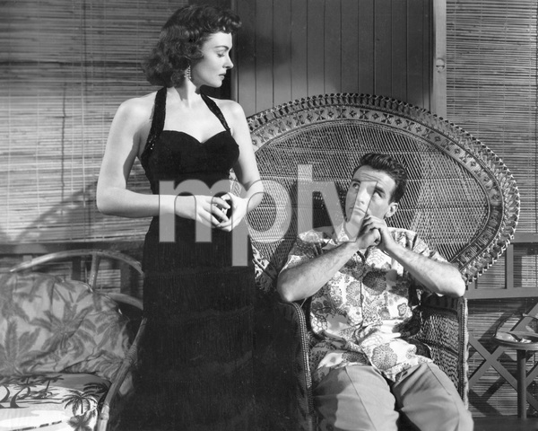 """From Here to Eternity""Donna Reed & Montgomery Clift1953 Columbia**I.V. - Image 5336_0043"