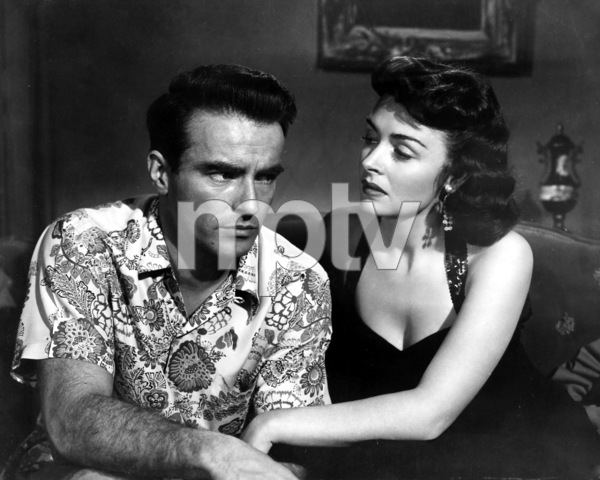 """""""From Here to Eternity""""Montgomery Clift, Donna Reed1953 Columbia**I.V. - Image 5336_0054"""