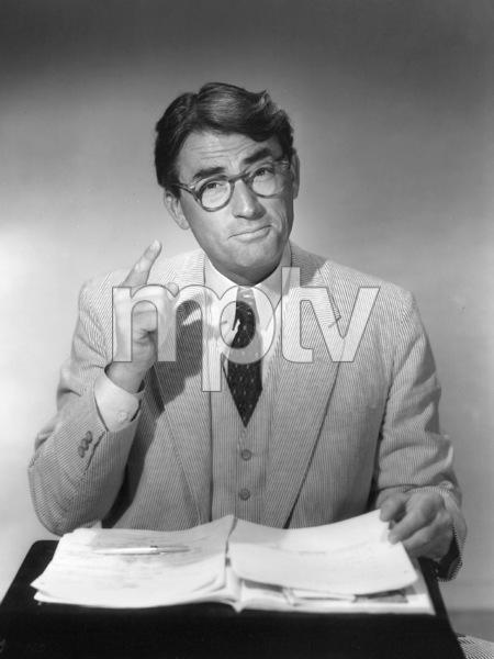 """To Kill A Mockingbird""Gregory Peck1962 20th / **I.V. - Image 5344_0005"