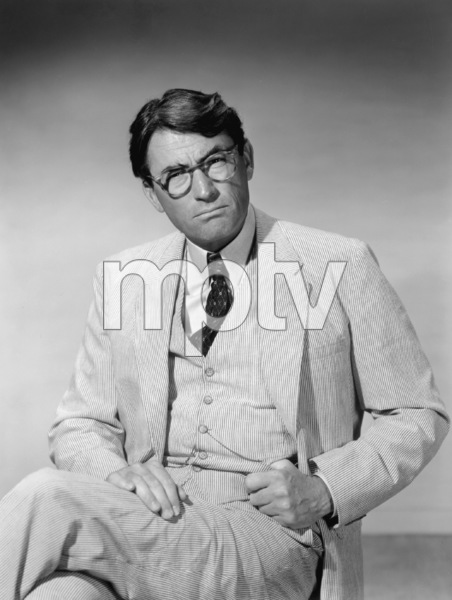 """To Kill A Mockingbird""Gregory Peck1962 20th / **I.V. - Image 5344_0008"