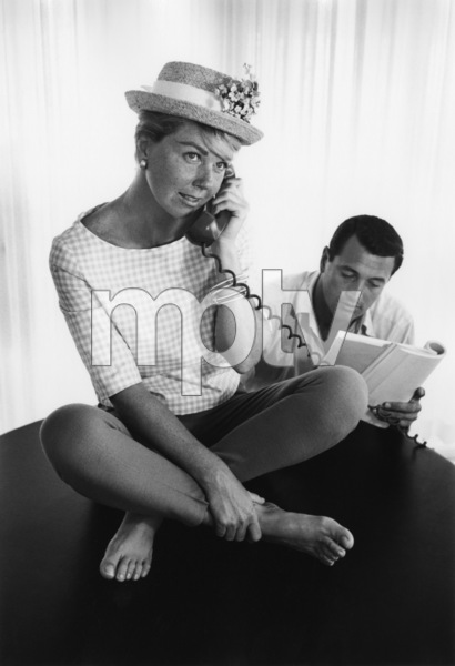 """Pillow Talk""Doris Day, Rock Hudson1959Photo by Bob Willoughby - Image 5360_0018"