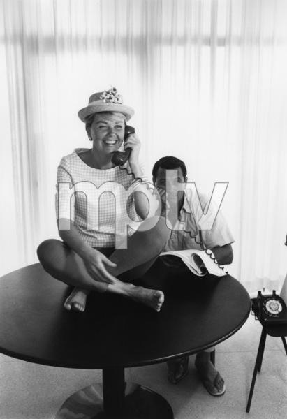 """Pillow Talk""Doris Day, Rock Hudson1959Photo by Bob Willoughby - Image 5360_0020"