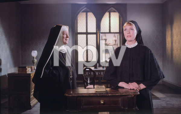 """The Sound Of Music""Peggy Wood, Julie Andrews1965 20th**I.V. - Image 5370_0117"