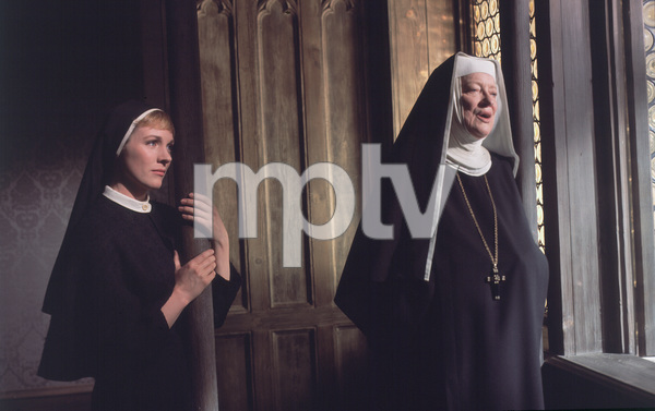 """The Sound Of Music""Julie Andrews, Peggy Wood1965 20th**I.V. - Image 5370_0118"