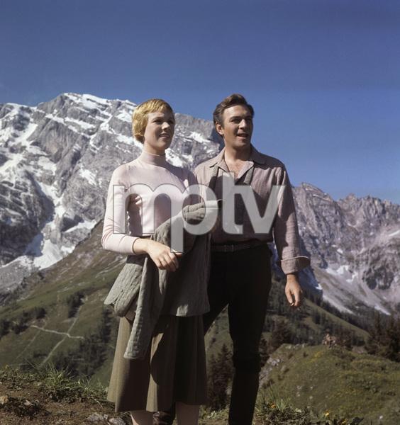 """""""The Sound of Music"""" Julie Andrews, Christopher Plummer 1965 20th ** I.V. - Image 5370_0127"""