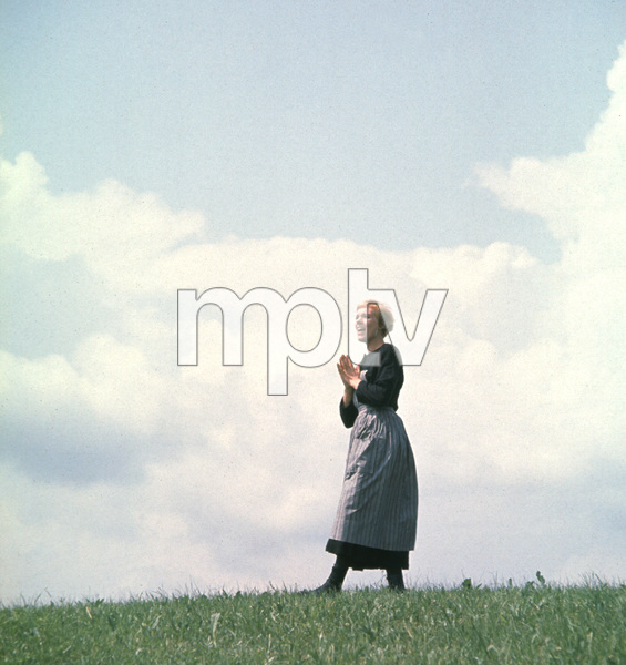 """The Sound of Music""Julie Andrews1965 20th**I.V. - Image 5370_0133"