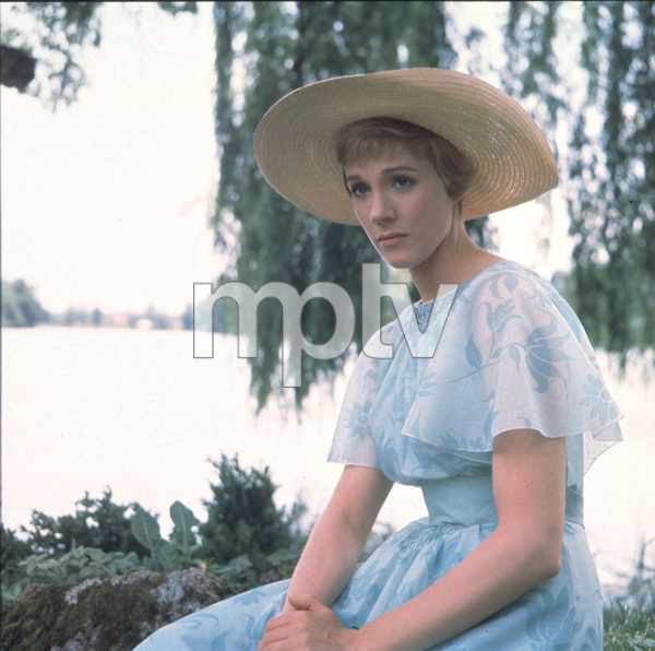 """The Sound of Music""Julie Andrews1965 20th**I.V. - Image 5370_0134"