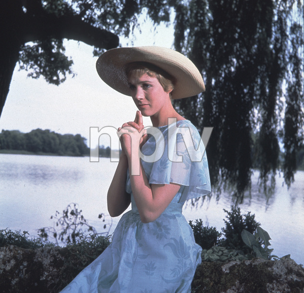 """The Sound of Music""Julie Andrews1965 20th**I.V. - Image 5370_0140"