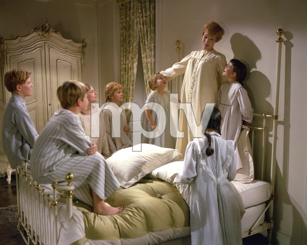 """The Sound of Music""Julie Andrews1964 Twentieth Century Fox**I.V. - Image 5370_0168"