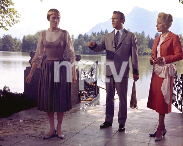 """The Sound of Music""Julie Andrews, Eleanor Parker1964 Twentieth Century Fox**I.V. - Image 5370_0173"
