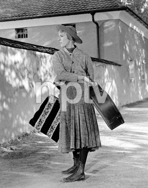 THE SOUND OF MUSIC, TWENTIETH CENTURY FOX 1965, JULIE ANDREWS, IV - Image 5370_0176