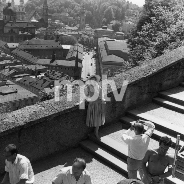 """The Sound of Music""Julie Andrews1965 20th Century Fox** I.V. - Image 5370_0203"