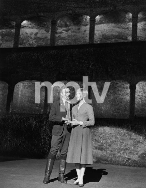 """The Sound of Music""Christopher Plummer, Julie Andrews1965 20th Century Fox** I.V. - Image 5370_0212"