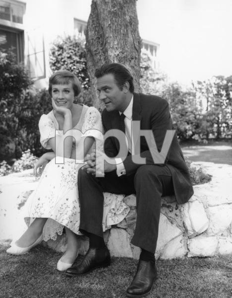 """The Sound of Music""Julie Andrews, Christopher Plummer1965 20th Century Fox** I.V. - Image 5370_0222"