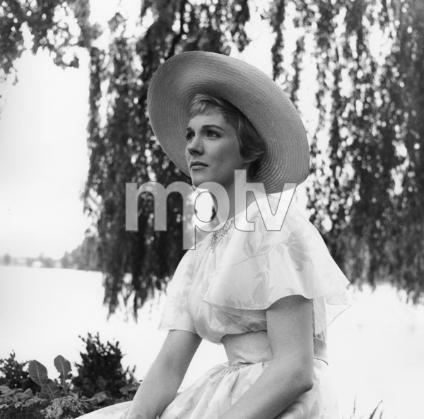 """The Sound of Music"" Julie Andrews 1965 20th Century Fox ** I.V. - Image 5370_0227"
