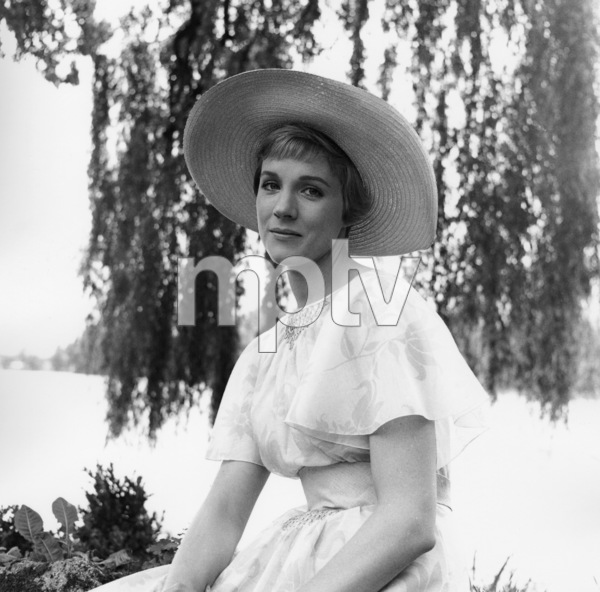 """The Sound of Music"" Julie Andrews 1965 20th Century Fox ** I.V. - Image 5370_0228"