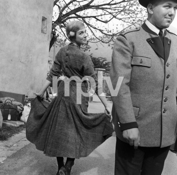 """The Sound of Music""Julie Andrews1965 20th Century Fox** I.V. - Image 5370_0229"