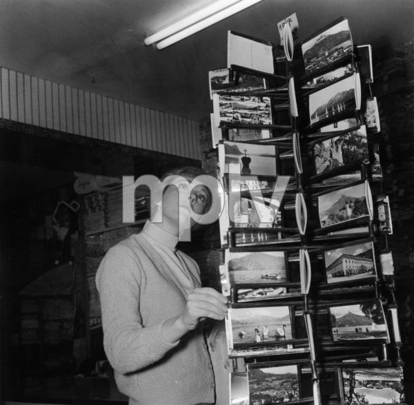 """The Sound of Music""Julie Andrews1965 20th Century Fox** I.V. - Image 5370_0237"