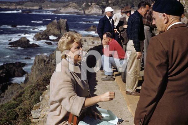 """""""The Man Who Knew Too Much""""Doris Day1956 Paramount Pictures © 1978 Al St. Hilaire - Image 5372_0010"""
