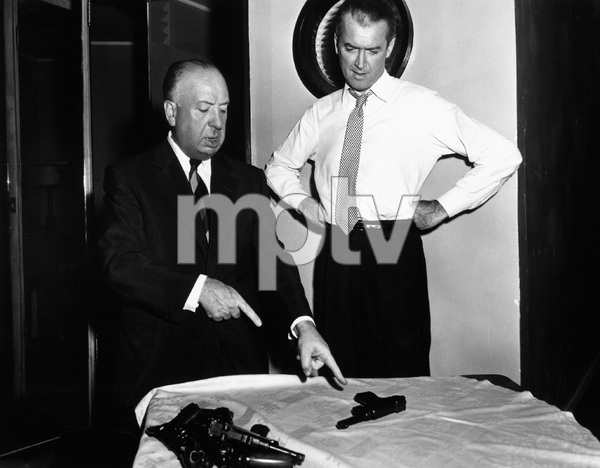 """""""The Man Who Knew Too Much""""Director Alfred Hitchcock, James Stewart1956 Paramount Pictures** I.V. - Image 5372_0042"""