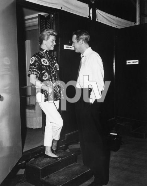 """""""The Man Who Knew Too Much"""" James Stewart, Doris Day1956 Paramount Pictures** I.V. - Image 5372_0052"""