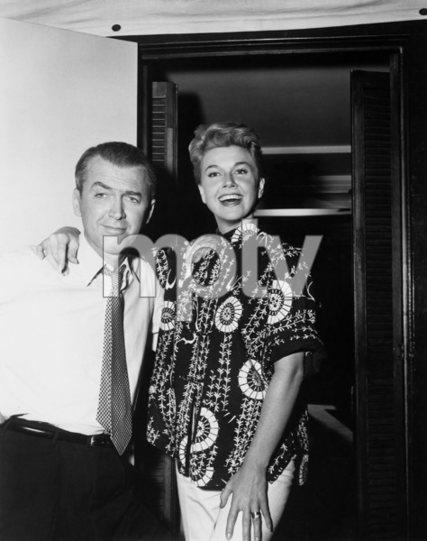 """""""The Man Who Knew Too Much"""" James Stewart, Doris Day1956 Paramount Pictures** I.V. - Image 5372_0055"""