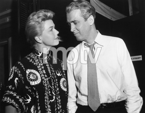 """The Man Who Knew Too Much"" James Stewart, Doris Day1956 Paramount Pictures** I.V. - Image 5372_0056"