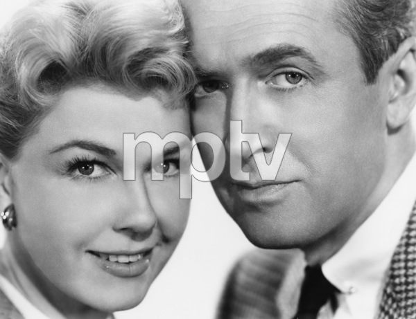 """""""The Man Who Knew Too Much"""" James Stewart, Doris Day1956 Paramount Pictures - Image 5372_0060"""