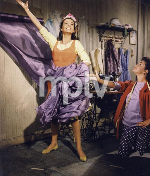 """""""West Side Story,"""" Natalie Wood.1961/UA.**I.V. - Image 5373_0027"""
