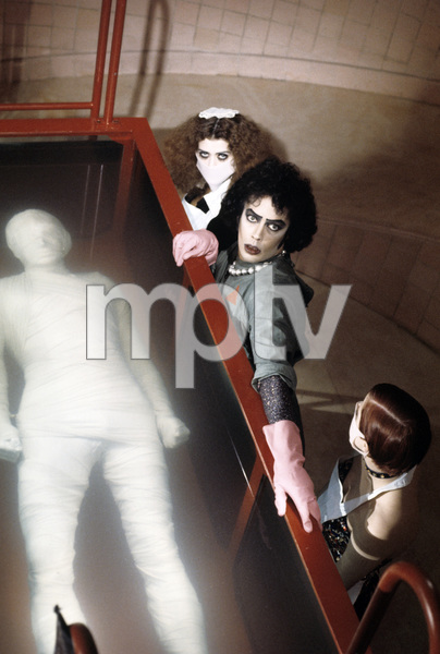 """The Rocky Horror Picture Show""Patricia Quinn, Tim Curry, Nell Campbell1975© 1978 John Jay  - Image 5376_0043"