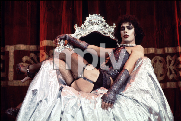 """Rocky Horror Picture Show, The""Tim Curry1975 / 20th © 1978 John Jay - Image 5376_0052"
