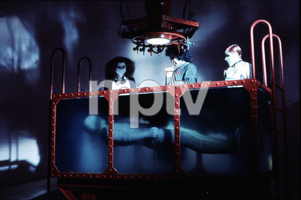 """""""Rocky Horror Picture Show, The""""Patricia Quinn, Tim Curry, Nell Campbell1975 / 20th © 1978 John Jay - Image 5376_0071"""