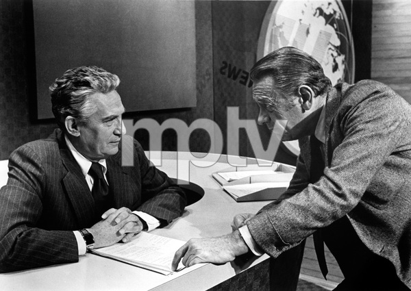 """""""Network""""Peter Finch, William Holden1976 MGM** G.S.C. - Image 5380_0113"""