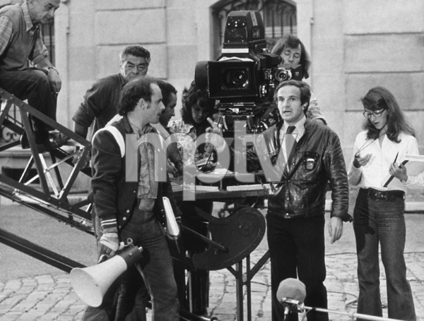 """Francois Truffaut Directing""""Day For Night"""" 1973 - Image 5404_0101"""
