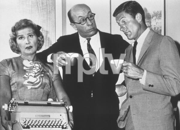 """The Dick Van Dyke Show""Rose marie, Richard Deacon, Dick Van Dykec. 1964  CBS - Image 5405_0008"