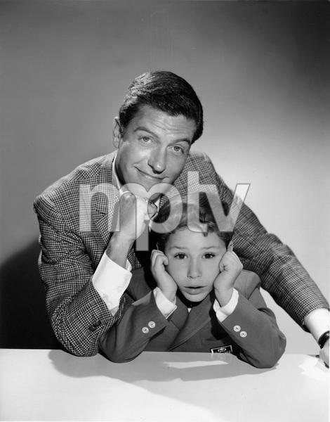 """The Dick Van Dyke Show""Dick Van Dyke, Larry Mathews1961Photo by Gabi Rona - Image 5405_0039"