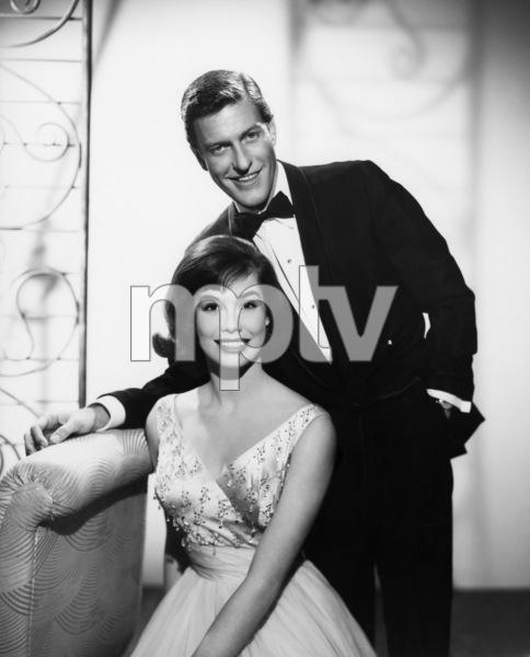 """The Dick Van Dyke Show""Dick Van Dyke, Mary Tyler Moore1961Photo by Gabi Rona - Image 5405_0041"