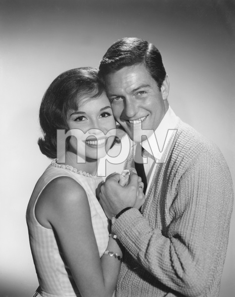 """The Dick Van Dyke Show""Mary Tyler Moore, Dick Van Dykecirca 1961Photo by Gabi Rona - Image 5405_0046"