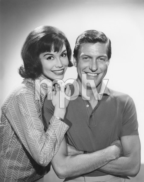 """The Dick Van Dyke Show""Mary Tyler Moore, Dick Van Dykecirca 1961Photo by Gabi Rona - Image 5405_0050"