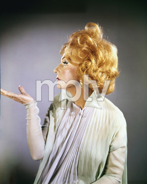 """Bewitched""Agnes MooreheadC. 1967 ABC**I.V. - Image 5406_0053"