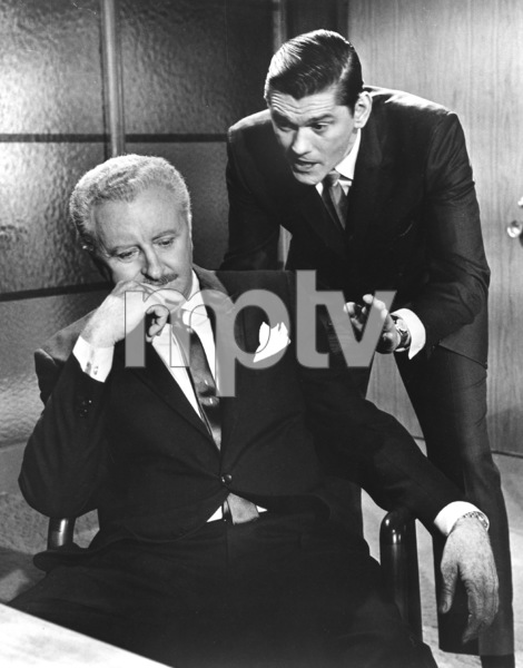 """Bewitched""Dick York, David Larryc. 1971 ABC**I.V. - Image 5406_0061"