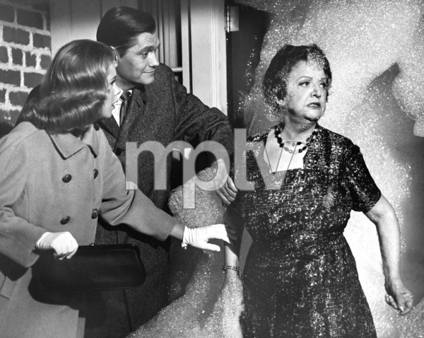 """""""Bewitched""""Elizabeth Montgomery, Dick York and Marion Lornec. 1967 ABC**I.V. - Image 5406_0065"""
