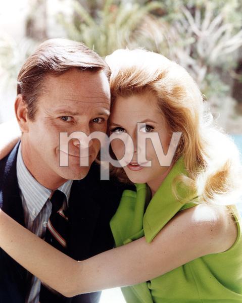 """""""Bewitched""""Dick Sargent, Elizabeth Montgomery1968**I.V. - Image 5406_0103"""