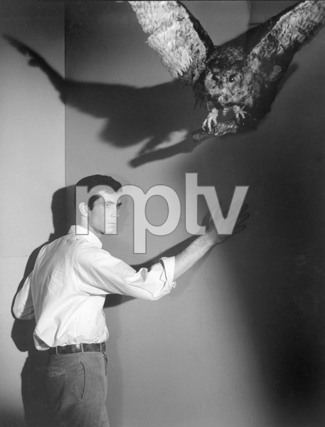 """Psycho""Anthony Perkins1960 ParamountPhoto by William Creamer**I.V. - Image 5408_0054"