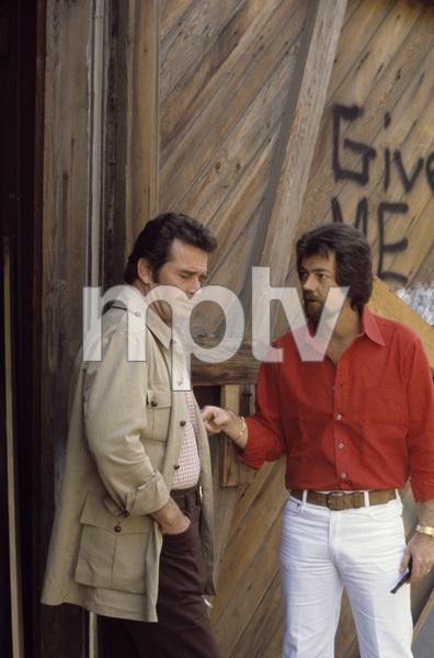 """""""The Rockford Files""""James Garner, Stephen J. Cannell1979 © 1979 Gene Trindl - Image 5411_0031"""